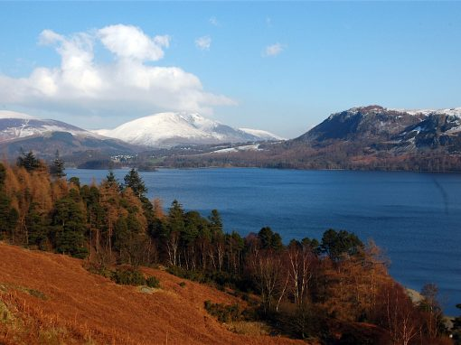 NORTH OVER DERWENTWATER