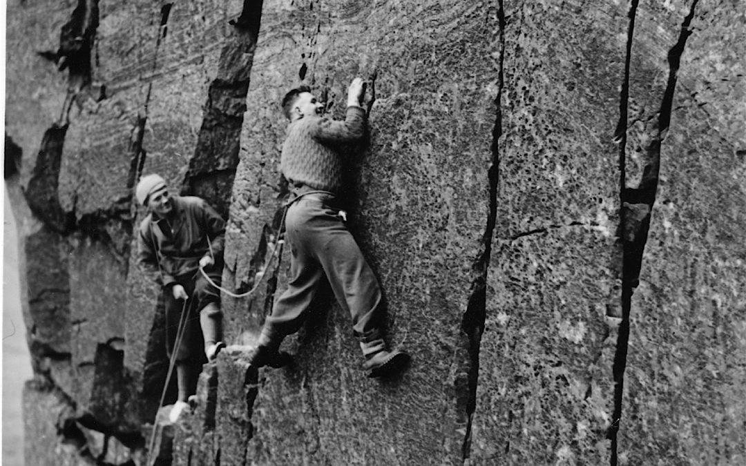 Jim Birkett – Rock climber and quarryman