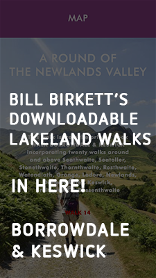 DOWNLOADABLE LAKELAND WALKS Borrowdale & Keswick