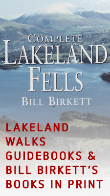 LAKELAND WALKS GUIDE BOOKS