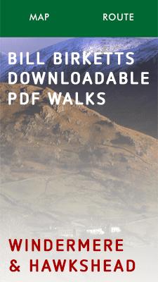 LAKELAND WALKS Windermere and Hawkshead