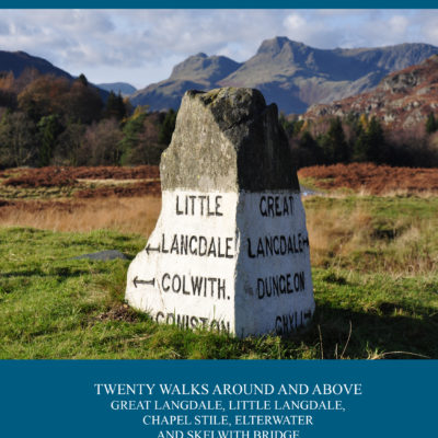 WALK THE LANGDALES 2ND EDITION