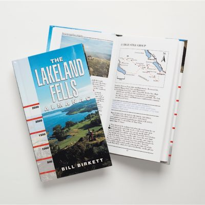 "Following on from Bill Birkett's ""Complete Lakeland Fells"", this text provides a rucksack companion for any hillwalker visiting the lakes.Bill Birketts Lakeland Walks"
