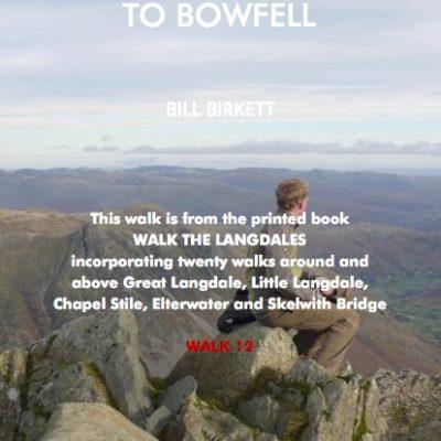 TO BOWFELL