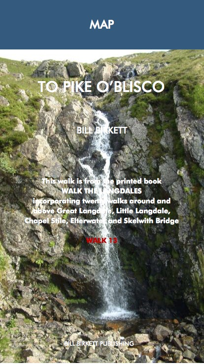 LANGDALE WALK 13 Pike O'Blisco