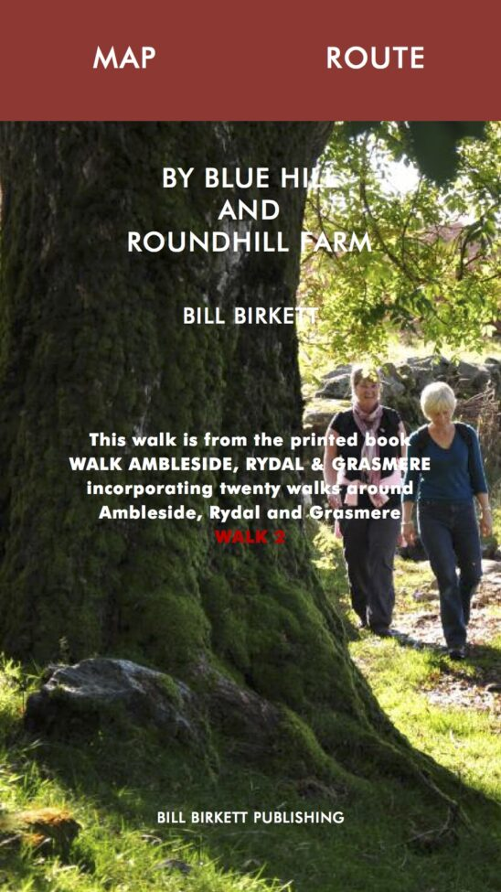 By Blue Hill and Roundhill Farm