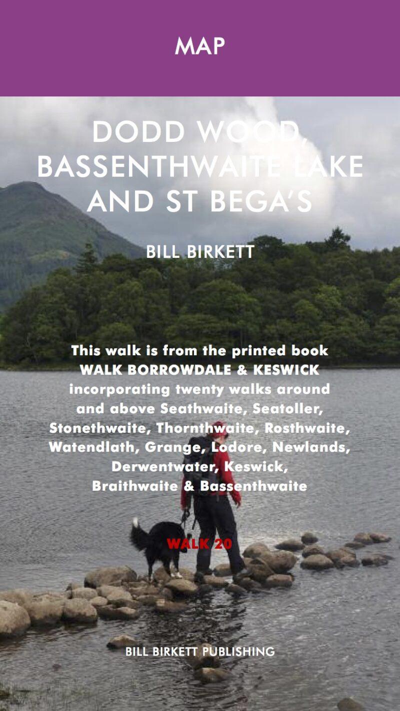 Dodd Wood, Bassenthwaite Lake and St Bega's