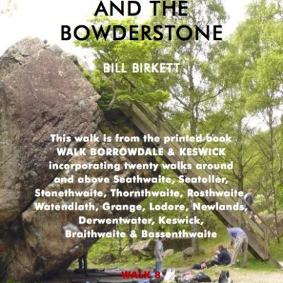 KING'S HOW AND THE BOWDERSTONE