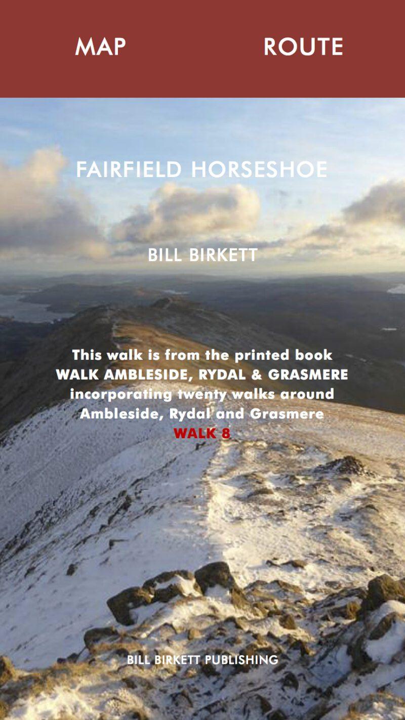 FAIRFIELD HORSESHOE