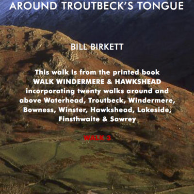 AROUND TROUTBECK'S TONGUE