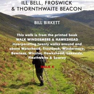 TROUTBECK'S EAST RIDGE – YOKE, ILL BELL, FROSWICK & THORNTHWAITE BEACON