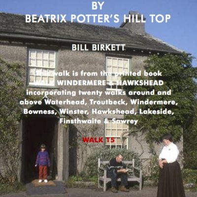 FAR TO NEAR SAWREY BY BEATRIX POTTER'S HILLSTOP