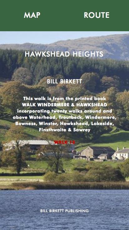 WINDERMERE- Bill Birketts Lakeland Walks