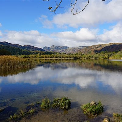 ELTERWATER - Bill Birketts Lakeland Walks