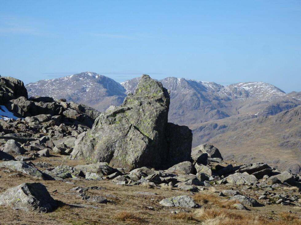 The Grey Friar Rock