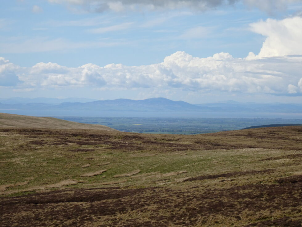 Looking over the Solway to Criffel