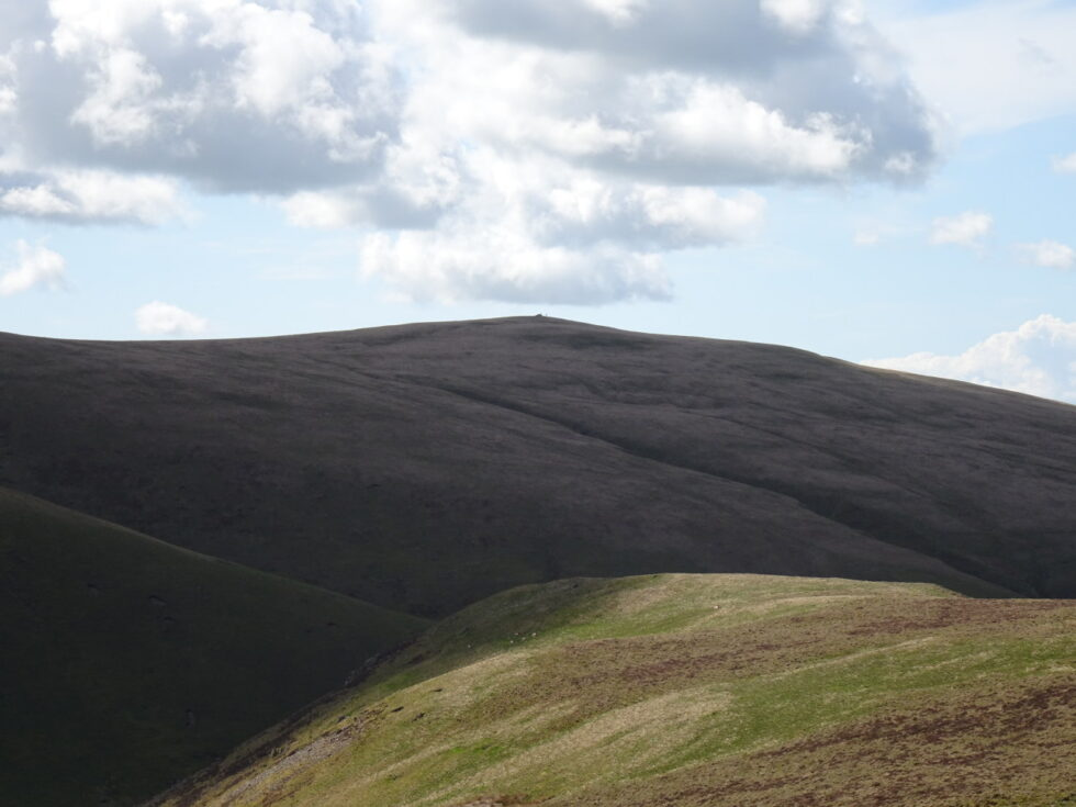 Looking to Brae Fell